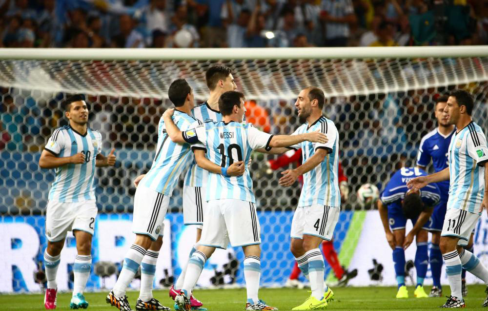 Lionel Messi - Match Argentine Iran en direct sur beIN Sport et streaming à partir de 18h