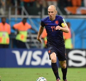 Arjen Robben - Match Australie - Pays-Bas en direct sur beIN Sport 1