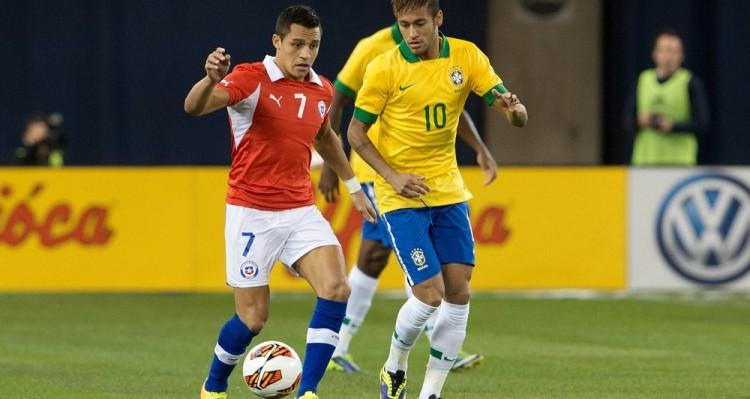 Match Brésil Chili en direct streaming live