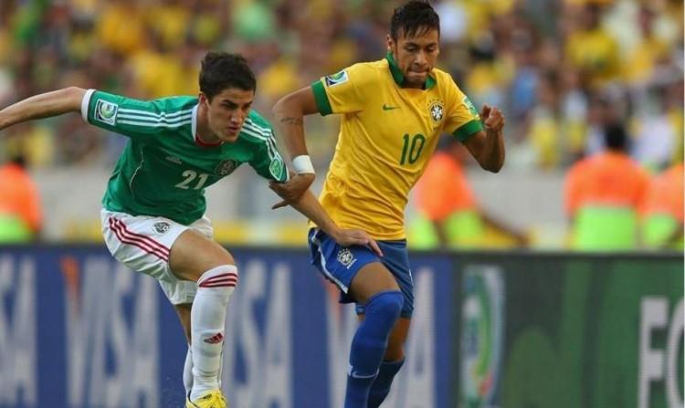 Match Brésil Vs Mexique en direct et streaming sur Internet