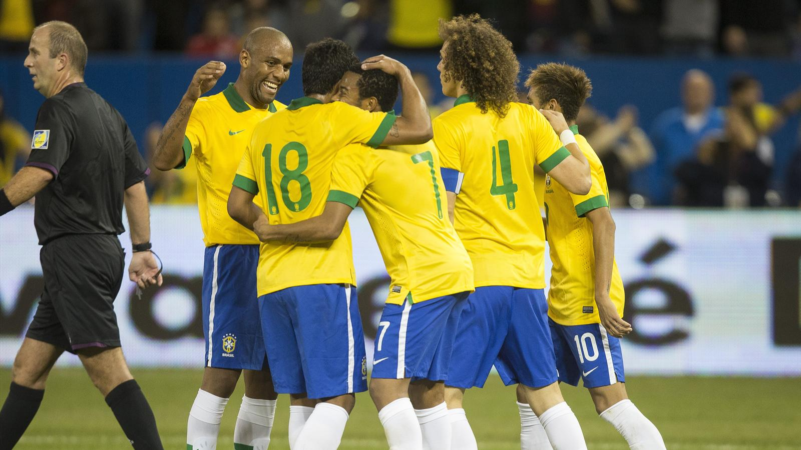 Match Cameroun Vs Bresil en direct live streaming sur Internet