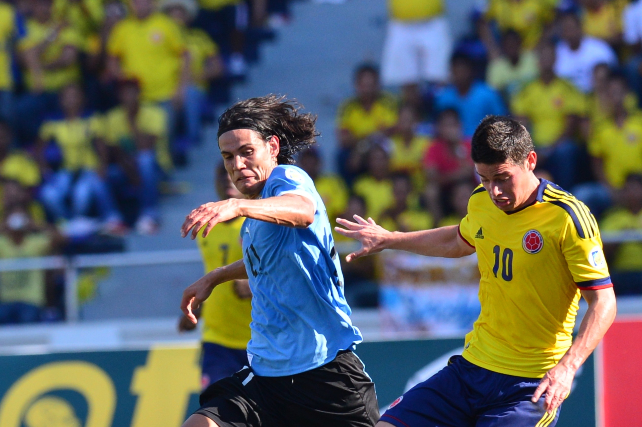 Match Colombie Uruguay en direct streaming live