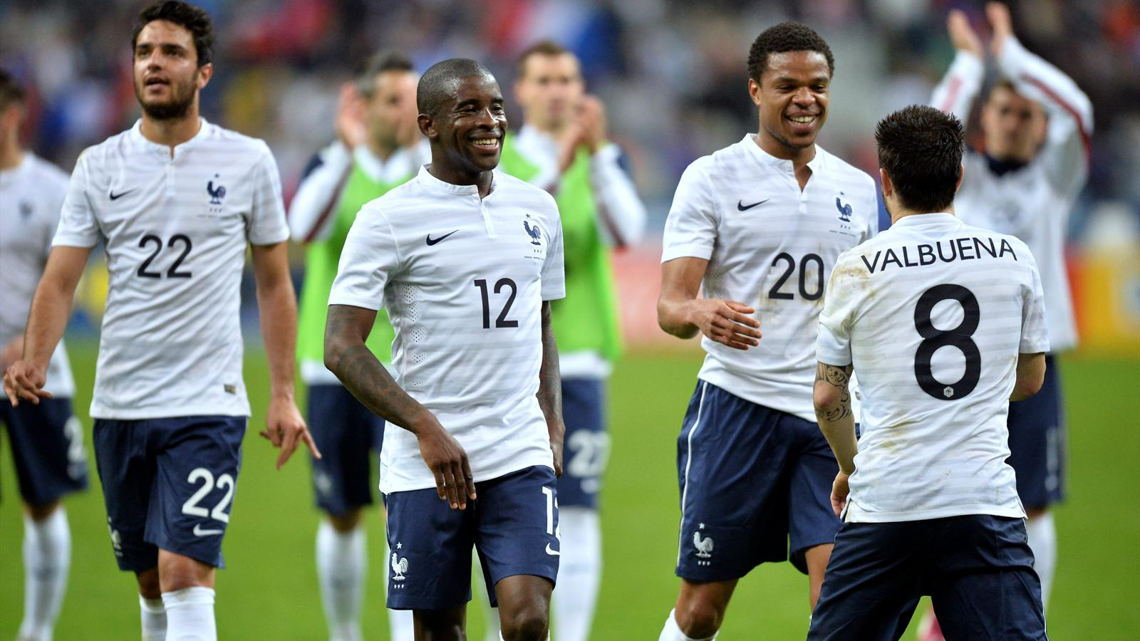 Match Équateur France en direct streaming sur TF1 et beIN Sport 1HD