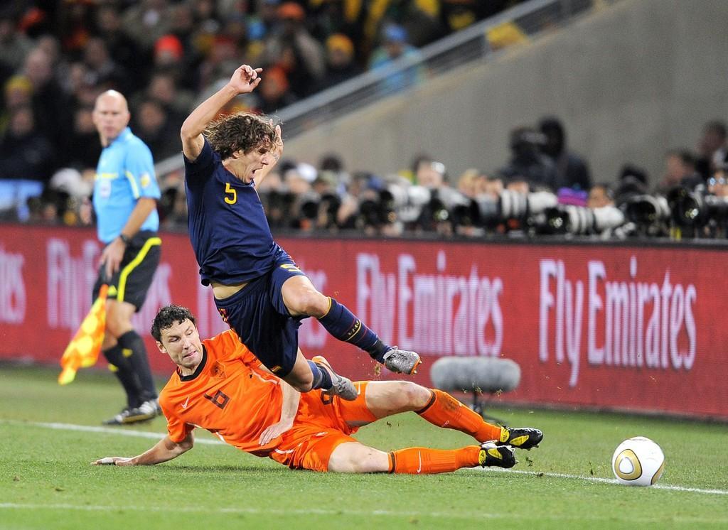 Le Match Espagne - Pays-Bas sera retransmis à 21h en direct sur TF1 et beIN Sport