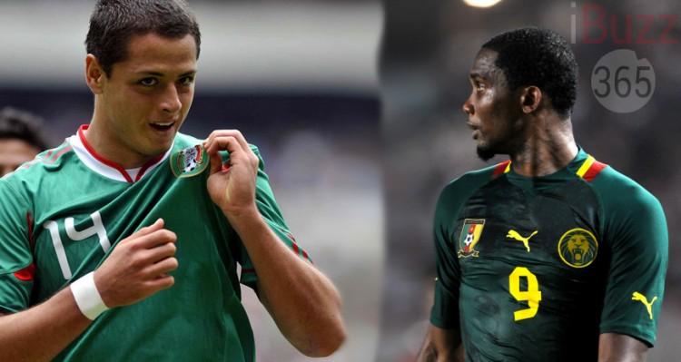 Match Mexique Vs Cameroun en direct à partir de 18h
