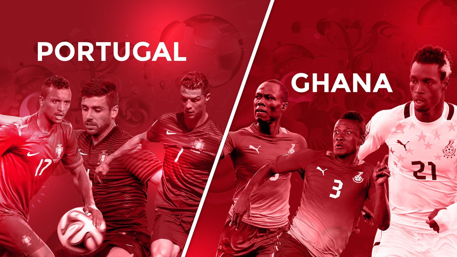Match Portugal Ghana en direct live streaming