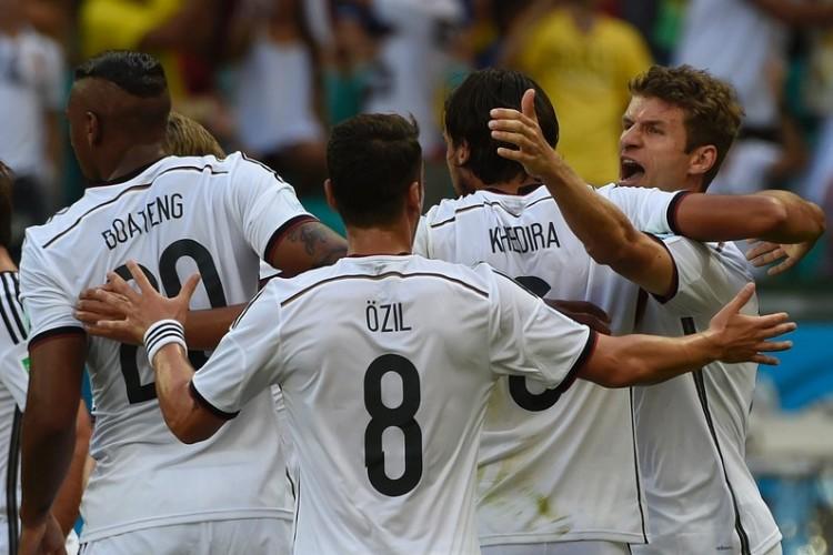 Match USA Allemagne en direct live streaming sur Internet