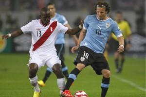 Match Uruguay Costa Rica - Diego Forlan