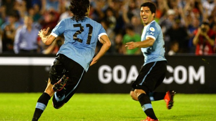 Match Uruguay Vs Costa Rica en direct Live sur beIN Sport - Cavani et Suarez