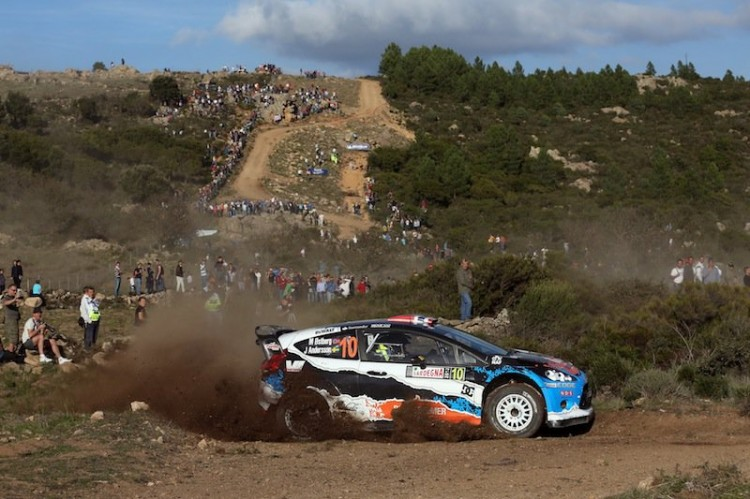 WRC: Rallye d'Italie 2014