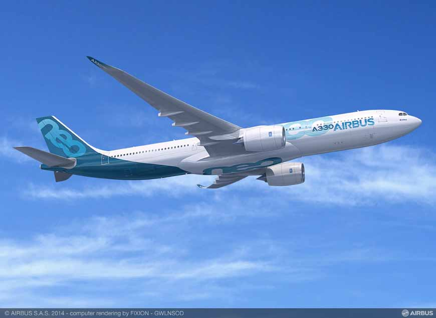 Airbus A330 900neo