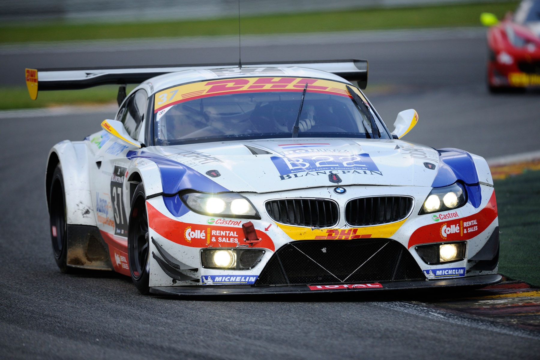 BMW Z4 24 Heures de Spa en direct live streaming