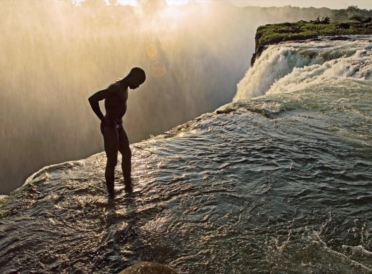 Chutes Victoria - Zambie