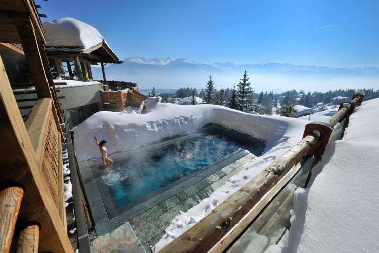 Crans Montana - Suisse