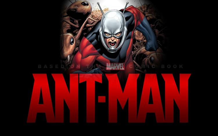 Film Ant-Man : Sortie prévue pour le 5 août 2015