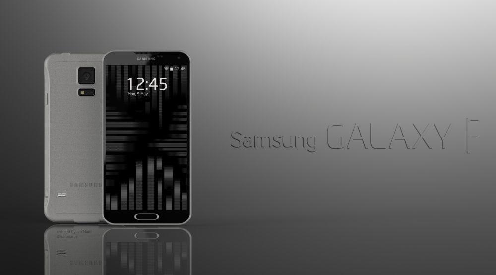 Galaxy F de Samsung