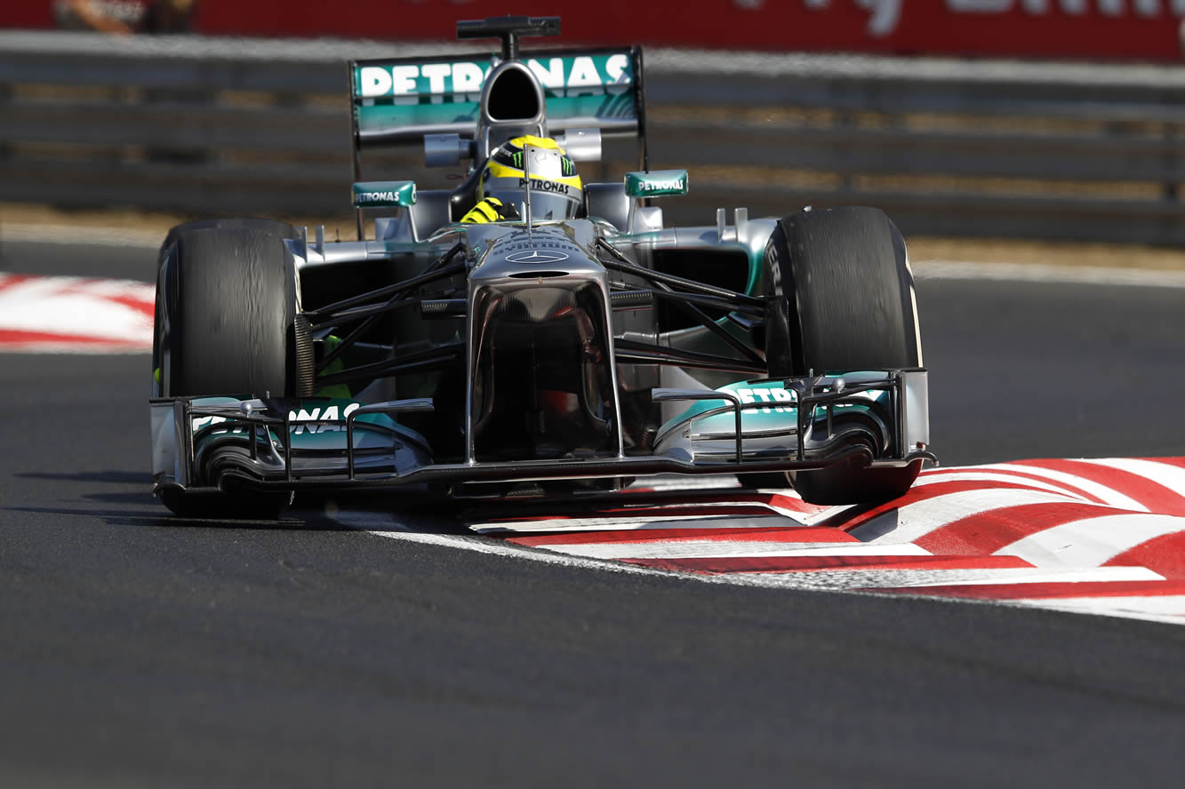 Grand Prix F1 de Hongrie en direct Streaming live