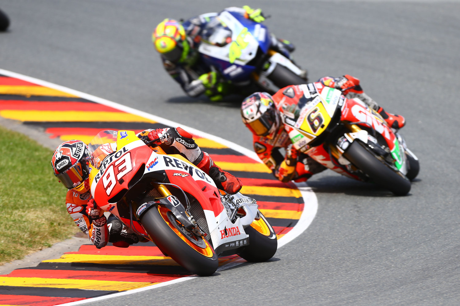 Grand Prix MotoGP Allemagne en direct streaming live