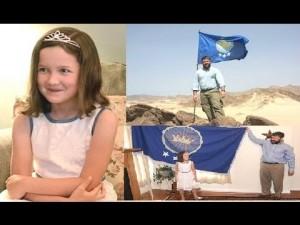 Jeremiah Heaton réalise le rêve de sa fille qui est d'être princesse