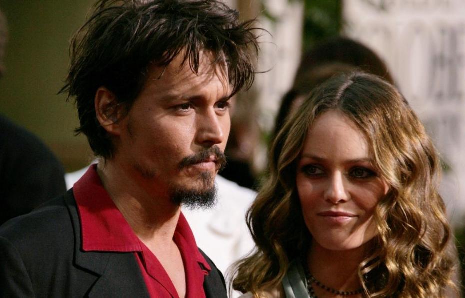 Johnny Depp - Vanessa Paradis