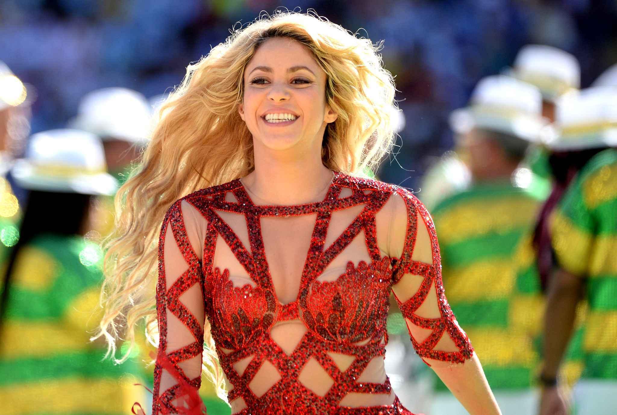 La popularité de Shakira a augmenté après la Coupe du Monde