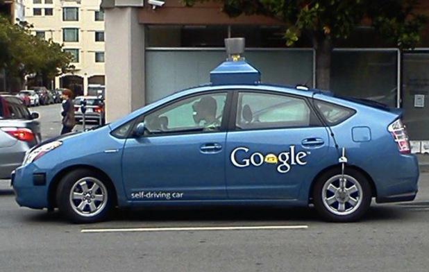 Le FBI s'inquiète de l'utilisation des Google Car