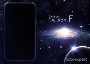 Le Galaxy F qui concurrencera l'iPhone 6