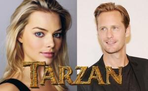 Le film Tarzan avec  Alexander Skarsgård et Margot Robbie