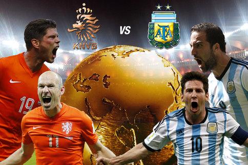 Les Pays Bas affronteront le Brésil