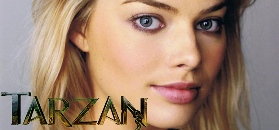 Margot Robbie sera Jane dans Tarzan