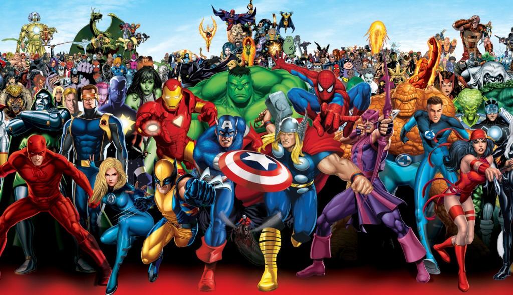 Les prochains films de Marvel Studio