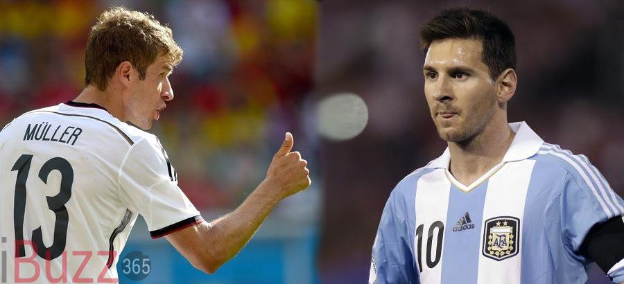 Match Allemagne Argentine en direct live pour la finale de la Coupe du Monde 2014