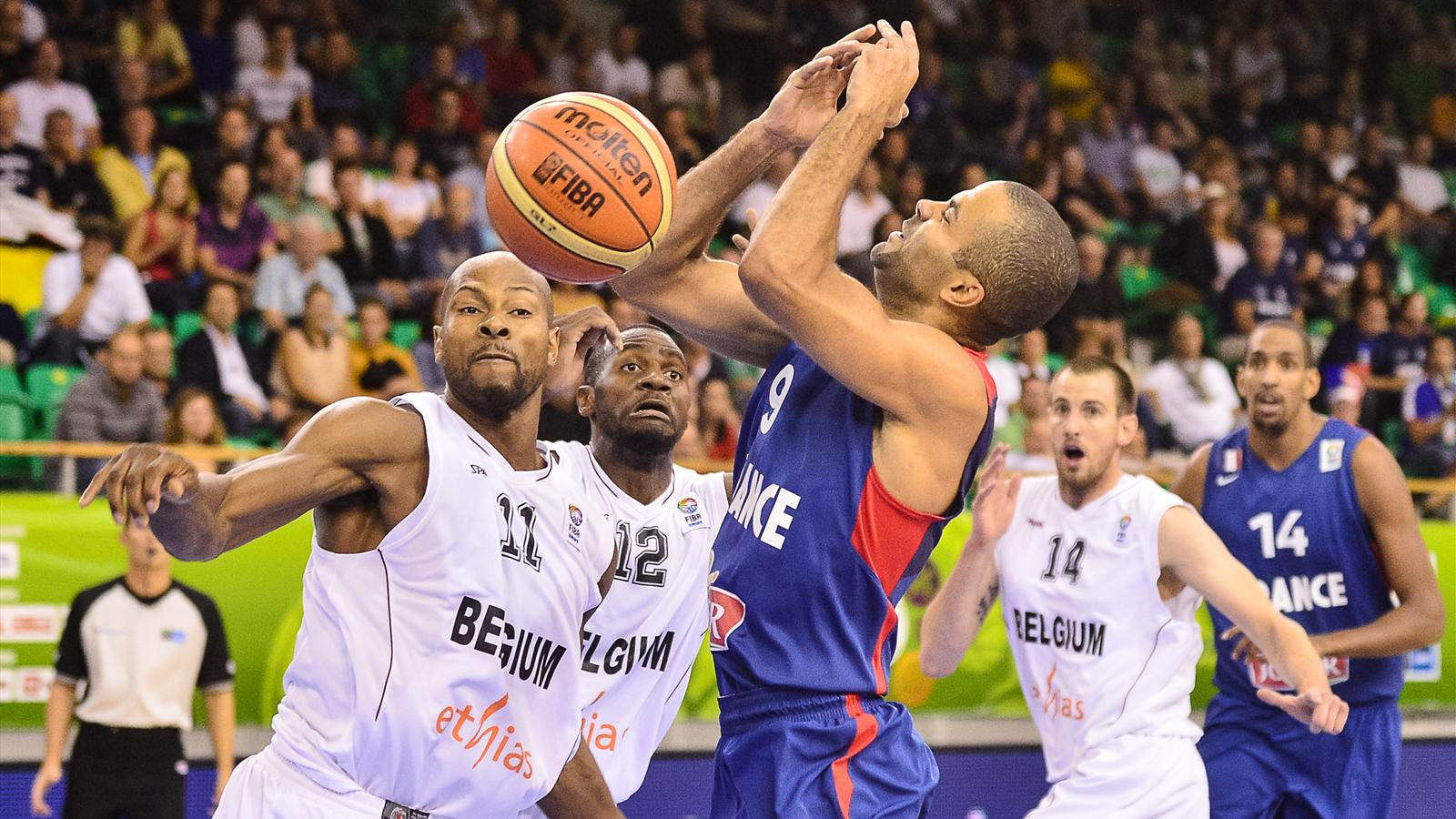 Match Basket France Belgique en direct live streaming