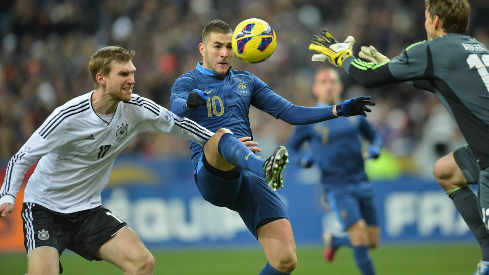 Match France Allemagne en direct live streaming