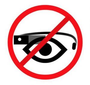 Pas de Google Glass au cinéma
