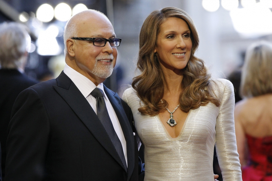 René Angelil - Céline Dion