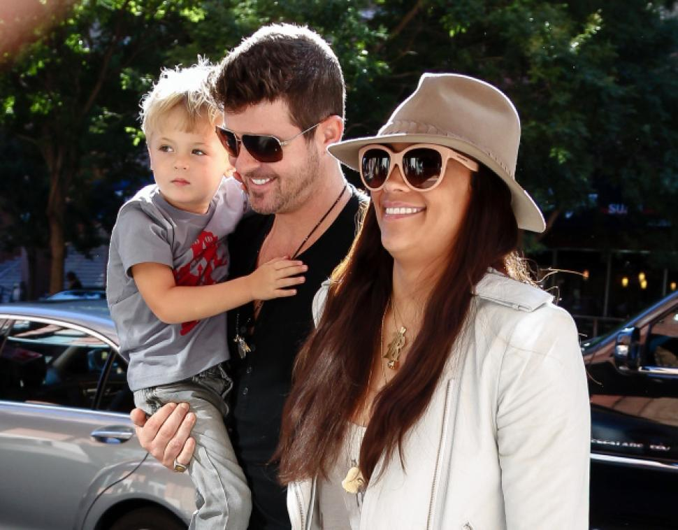 Robin Thicke - Paula Patton
