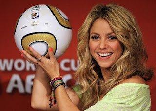 Shakira Coupe du monde 2014