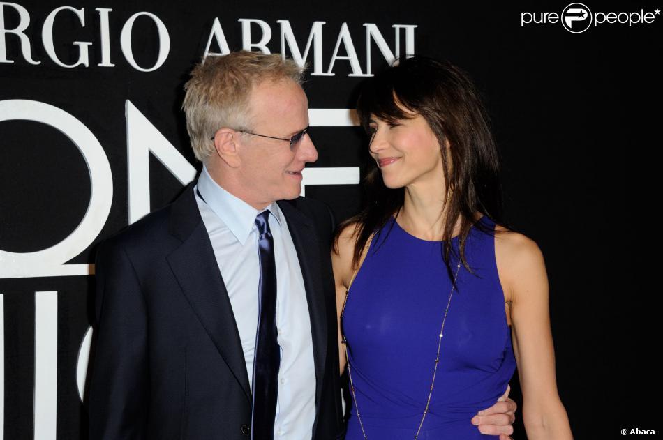 Sophie Marceau et Christophe Lambert plus amoureux que jamais en début d'année