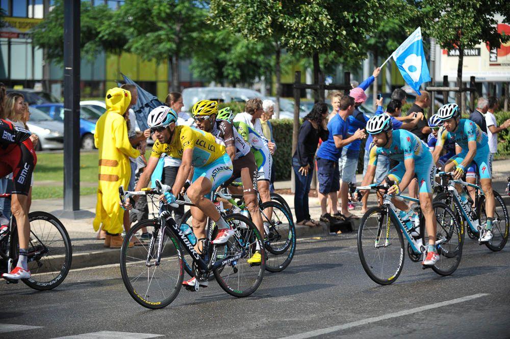 16ème étape du Tour de France 2014
