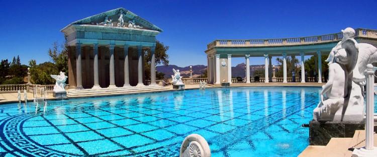 Hearst Castle - Californie - États Unis
