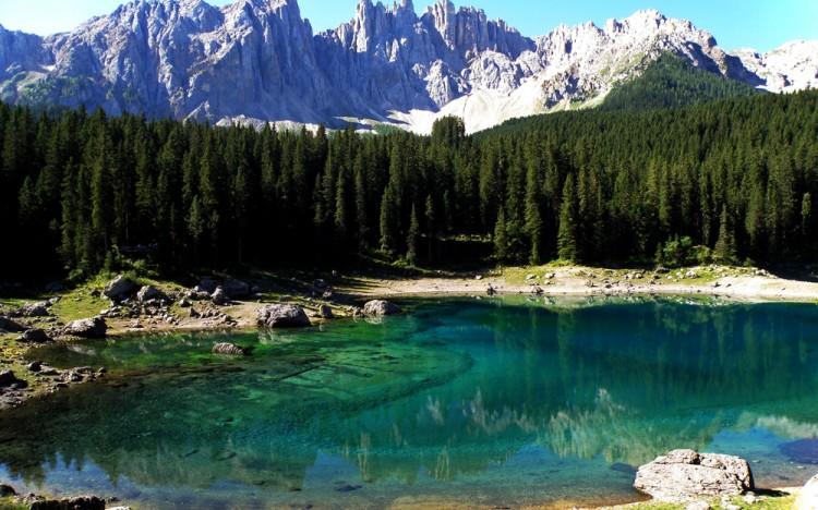 Lac Carezza - Italie