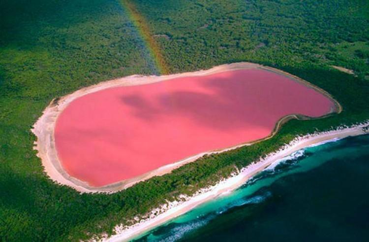 Lac Hillier - Australie