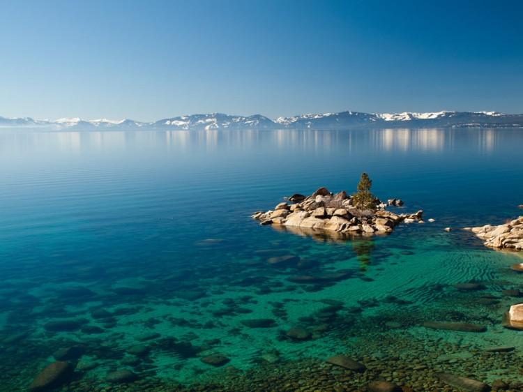 Lac Tahoe - Nevada - États Unis