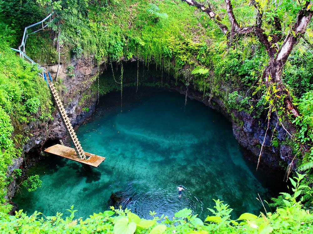 Tosua - Samoa
