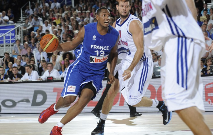 Basket France vs Bresil en direct streaming live