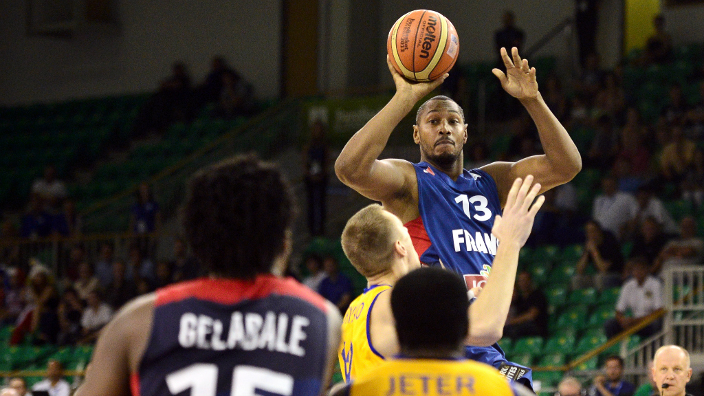 Basket France - Bresil en direct live streaming