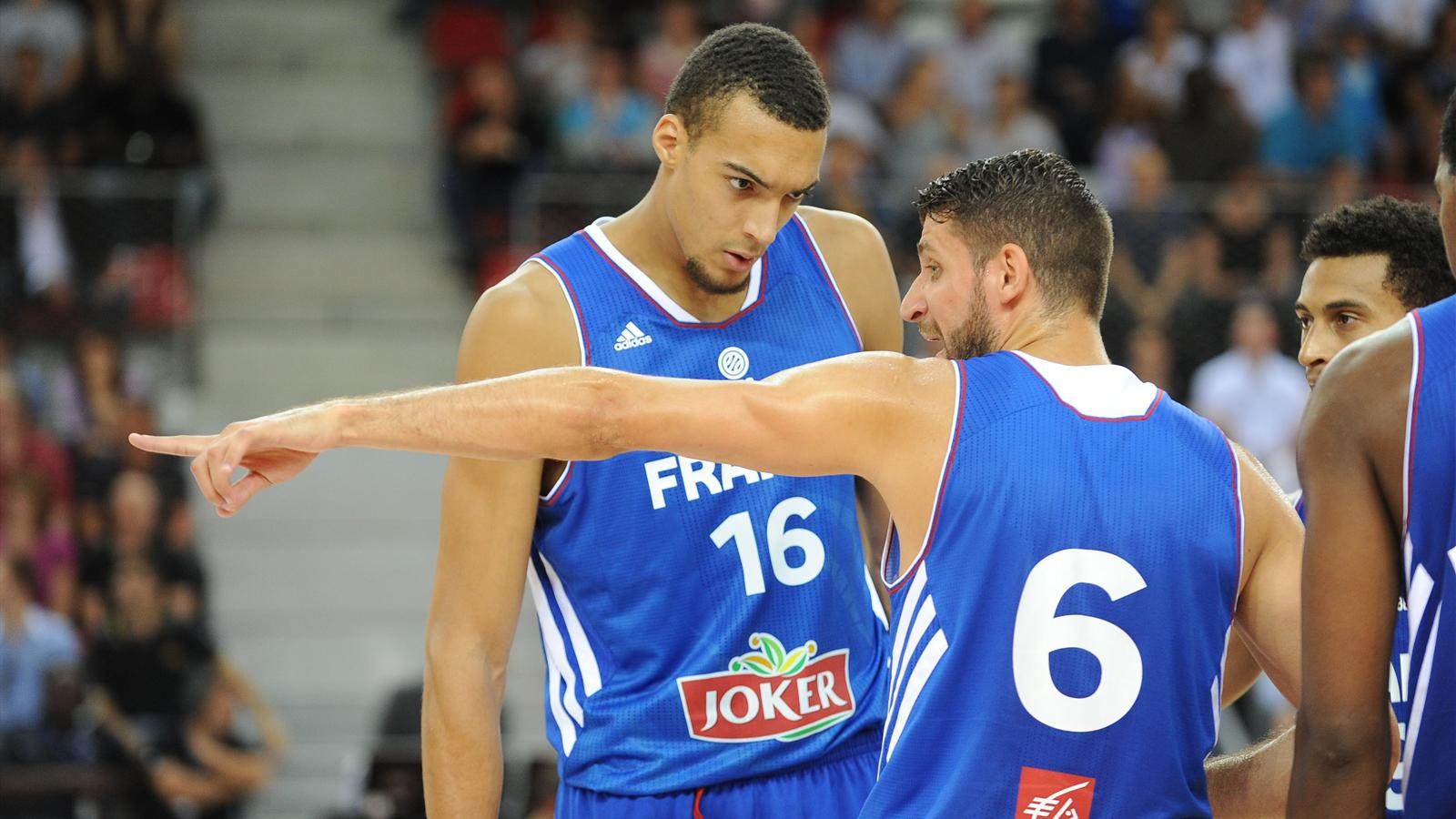 Basket France vs Serbie en direct live streaming
