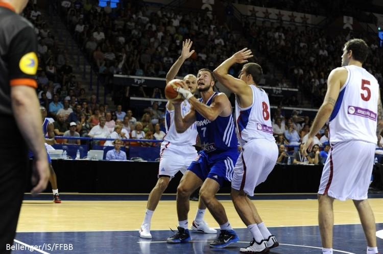 Basket France vs Serbie en direct streaming live