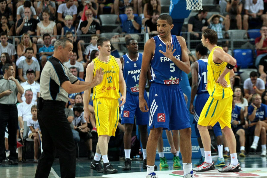 Basketball France Australie en direct live streaming